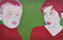 Retrospektiv utställning med Marianne Lindberg De Geer på Färgfabriken.