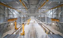 Pressinbjudan: Välkommen till en förhandstitt på Sveriges modernaste tåg-depå och vår digitala invigning