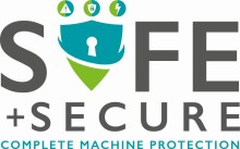 Safe & Secure- complete machine protection