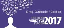 Antura huvudsponsor vid Projektverktygsdagen 2017