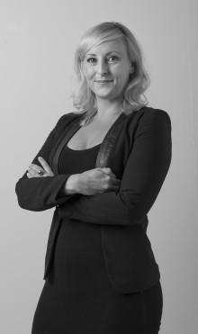 Cembrit anställer designskribenten Linda Larsson-Levin i ny roll