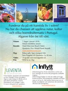Visningsresa för dig som vill flytta till Portugal.