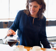 Löfbergs' Anna Nordström is Sweden's first Sensory Professional in coffee
