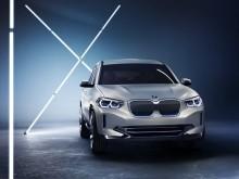 Sähköinen liikkuminen tulee BMW:n ytimeen: BMW Concept iX3