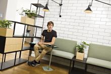 Produktlansering - Jonas Forsman skapar Create för EFG