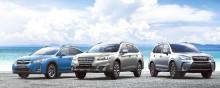 Subaru störst i Världen på 4-hjulsdrift