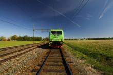 Järnvägstransporter överlägset bäst ur miljösynpunkt