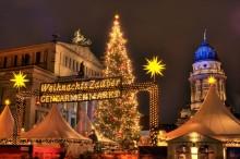 Kom i julstämning i Berlin