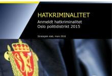 Ny rapport og nytt studie om hatkriminalitet