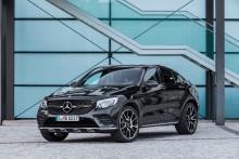 Nyt brøl fra Mercedes-AMG: GLC 43 4MATIC Coupé