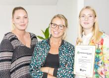 Diploma helps Alingsås meet environmental goals
