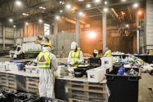 Avfallsanalyse 2016: Mer og mindre i grønn pose