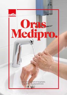 Oras Medipro - armaturer til sundhedssektoren