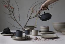Svensk design möter japansk minimalism i ny porslinsserie