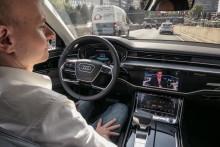 Audi deltar i NIPS. Visar ny metod för articifiell intelligens vid autonom körning.