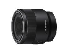 Sony lança lente macro full-frame F2.8 de 50 mm