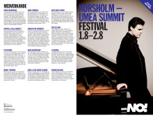 Program Korsholm – Umeå Summit