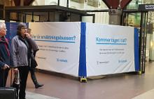 Pressinbjudan: På torsdag öppnar Trafikinfocenter på Göteborgs centralstation