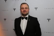 Erik Mathias Lystad sjekker inn som ny hotelldirektør på Quality Hotel Ulstein