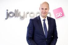 Daniel Fischer stärker Jollyrooms ledning som ny CFO