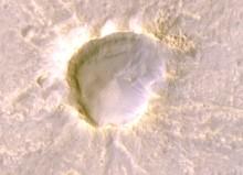 Luleåforskare utser landningsplats på Mars