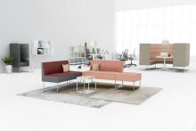 Produktnyhet: Hvor liten og kompakt kan en sofa bli, uten at det går på bekostning av komfort?