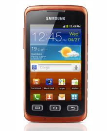 Samsung Galaxy Xcover nu hos 3 - Prisvärd och stryktålig androidmobil