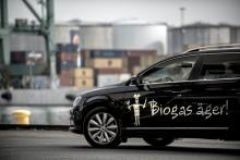 Gröna Bilister välkomnar 4 nya tankställen för fordonsgas till Fyrbodals kommunförbund