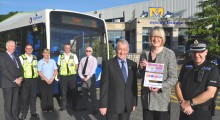 Relaunch of cut-price bus fare scheme for Moray youngsters