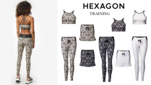 Hexagon Collection - Power Woman Exclusive Line