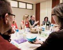 Jämställdhetsministern besöker UNIT4 Agresso