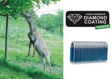 Krampe til viltgjerde - maksimal uttrekksverdi med Diamond coating