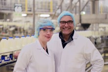 Arla Foods tells the story of Dairy in a new TV documentary