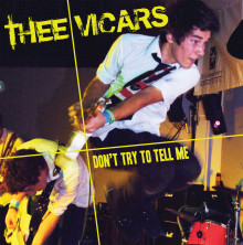 Dirty Water Records Shine Weekly 'Back Cat' Artist Spotlight Series: Thee Vicars, Teen Terrors Remembered