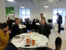 Workshop med Mediegruppen fick högsta betyg