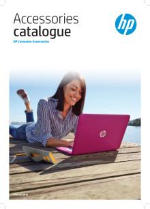HP tilbehør for privatmarkedet