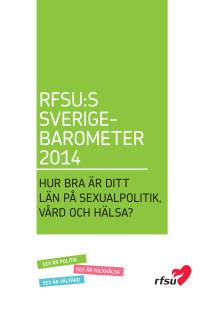 RFSU:s Sverigebarometer 2014