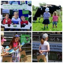 Arla celebrates record-breaking Open Farm Sunday