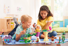 PLAYMOBIL international auf Expansionskurs