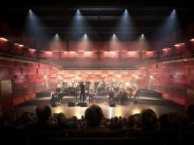 Årets julklapp för musikälskare: Din egen namnskylt på en stol i Stockholms modernaste konsertsal!