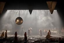 Pressbilder från Leap Second med Skånes Dansteater och Malmö Operaorkester