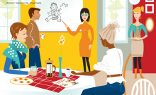 Barnplantornas kursverksamhet - Pedagogiskt Kafé i Linköping