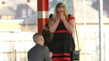 Loved-up Virgin Trains helps customer pop the question with a sweet serenade