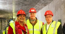 Sten Nordin (M): Besök under vattnet – i Citybanans tunnel