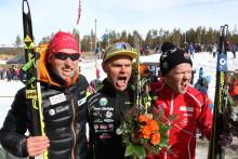 NM-seier til Thomas Fenne og Synnøve Solemdal på sprinten