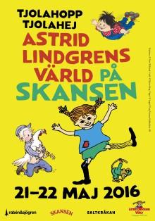 Stockholm får en ny årlig Astrid Lindgren-tradition!