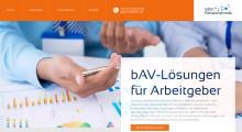 VdW Pensionsfonds mit neuer Homepage