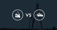 Investeringar i järnvägssträckan Uddevalla-Göteborg gynnar hela Västsverige