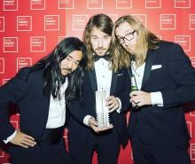 Hemslöjden och Snask vann första pris på varumärkesgala i London