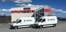 DEKRA öppnar nytt kontor i Örnsköldsvik
